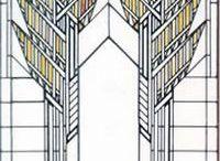 F.L.Wright design