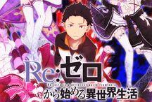 Re:Zero Art