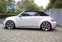 Mein exclusives R-Line New Beetle Cabriolet / EZ 03/2015 !