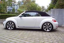 Mein exclusives R-Line New Beetle Cabriolet / EZ 03/2015 !