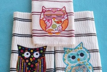 All things Owl / by Hands of Hope Needlework