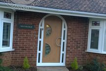 Solidor Siena Timber Composite Door / Selection of images featuring the Solidor Siena Timber Composite Door installed by ourselves part of the Italia Collection