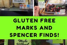 GLUTEN FREE FINDS IN THE UK / Some of the tasty gluten free goodies I have discovered!
