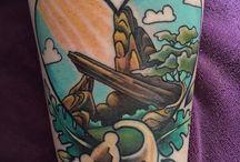 Tattoos Disney