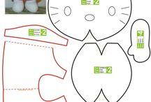 Sewing :: Stuffed Animals