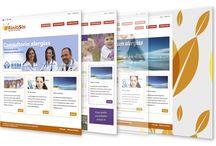 Portfolio: Web / Algunos de nuestros trabajos en el área web.