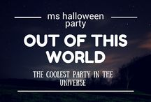MS Halloween Party / Need an idea for what to bring? Or for a costume? Check here! Look forward to seeing you at our Halloween Party!