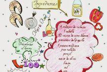 LAS RECETAS DE MARÍA ROD.GO / Recetas fáciles y en ocasiones  ilustradas mariarodgo.wordpress.com