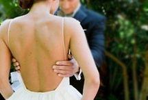 W: Dresses & grooms attire