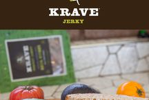KRAVE Kitchen! / Check out these delicious recipes featuring your favorite KRAVE flavors!  / by Krave Jerky