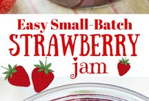 Jams, Jellies and Syrups Recipes