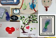 Father's Day Ideas / Art, Craft, Celebration Ideas & learning!