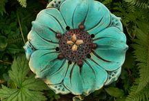 Flori ceramica
