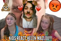 Helen Mazlou Reacting