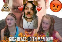 Helen Mazlou Reacting