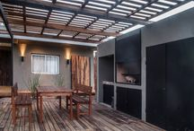 Indoor/Outdoor - Spaces / Amazing spaces that bring the outdoors in and the indoors out.