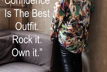 The Menopause Room Style Tips / Fabulous Style Tips by founder Jacynth - Official Style Advisor for The Menopause Room By Jane Atherton