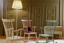 Chairs that rocks! / Beautiful rocking chairs, with a refined elegance, giving any room a dreamy fairy-tale atmosphere evoking sweet memories of the past, moments of play, moments of stories and fairy-tales.