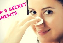 Beauty Tips and Tricks / Beauty Tips and Tricks for teens, woman for daily life.