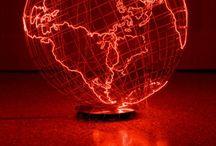 Mundo a vermelho (Red World)