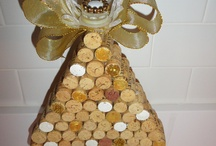 DIY from recycled corks