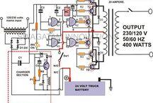 eletronica eletricidade radio amadorismo / ideias circuitos eletricos e eletronica