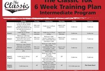 Training Plans / Running Training Programs