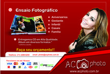 Cursos de Fotografia. www.acphoto.com.br