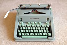 You're just my type / Cute typewriters / by Gemma Cleveland