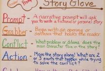 English narrative writing