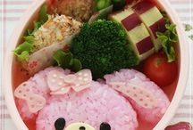 Bento box creations / Japanese lunch box