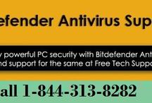 Call 1-8443138282 to How to fix Bitdefender Modules are not working issue?
