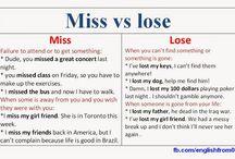 English / vocabulary, grammar...