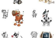 Art Bilds of Robots