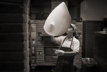 How WE make NY Pizza! / by Borriello Brothers