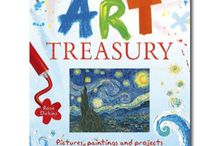 children's art books / our favorite books for inspiring creative kids
