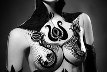'O' Sexy Body Painting LO\/€