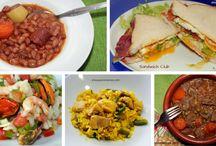 Recetas fáciles / Recopilatorio de recetas de cocina fácil para toda la familia.