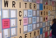 Library Displays / ideas for cool displays in our library area