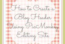 Photo/blog editing tips