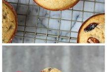 Cranberry cupcakes / Cupcakes