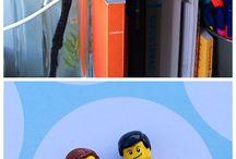 Lego ideas and DIY
