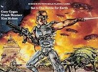Cyborg Commando Roleplaying Game