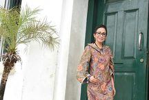 dress batik demak