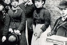 The Victorian poor - I think we all have a part of history which interests and fascinates us and this is mine