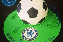 Sport Cakes / Sports cakes