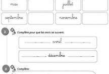 Core French sheets