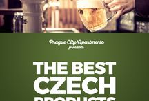 "The Best Czech Products / In our series ""The Best Czech Products"" we introduce the finest, most famous and traditional brands or products made in the Czech Republic. All products in this series are considered as naitonal treasures by the Czechs themselves and you can be sure to get the top quality for you or your friends and family."