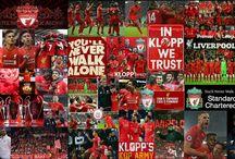 "Liverpool FC ""YNWA"" / Liverpool Footbal Club"