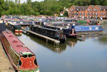Canals and Narrowboats